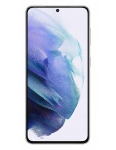 """Samsung Galaxy S21 5G SM-G991B 15.8 cm (6.2"""") Dual SIM Android 11 USB Type-C 8 GB 128 4000 mAh White Samsung SM-G991BZWDEUB - 1"""