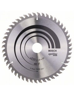 Bosch 2 608 640 623 circular saw blade 21 cm 1 pc(s) Bosch 2608640623 - 1