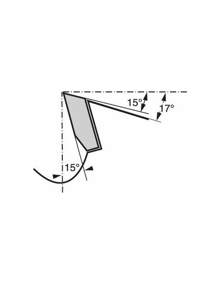 Bosch 2 608 640 623 cirkelsågsblad 21 cm 1 styck Bosch 2608640623 - 3