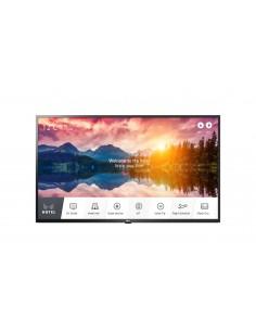 "LG 43US662H0ZC tv 109.2 cm (43"") 4K Ultra HD Älytelevisio Wi-Fi Musta Lg 43US662H0ZC - 1"