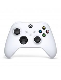 Microsoft Xbox Wireless Controller White Vit Bluetooth/USB Spelplatta Analog / Digital Series S, X, One, One X Microsoft QAS-000