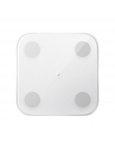 Xiaomi Mi Body Composition Scale 2 Neliö Läpinäkyvä, Valkoinen Sähkökäyttöinen henkilövaaka Xiaomi 6934177707452 - 1