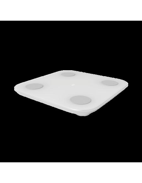 Xiaomi Mi Body Composition Scale 2 Neliö Läpinäkyvä, Valkoinen Sähkökäyttöinen henkilövaaka Xiaomi 6934177707452 - 4
