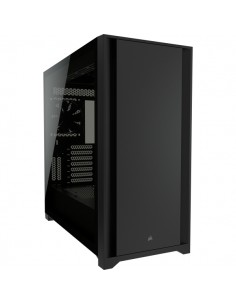 Corsair 5000D Tempered Glass Midi Tower Musta Corsair CC-9011208-WW - 1