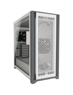 Corsair 5000D AIRFLOW Midi Tower Valkoinen Corsair CC-9011211-WW - 1