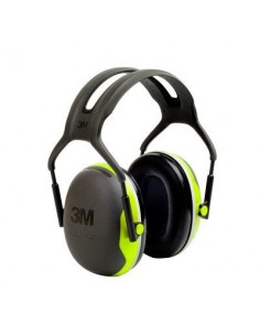3M PELTOR Earmuffs X Series kuulosuojain 37 dB Peltor 7000103987 - 1