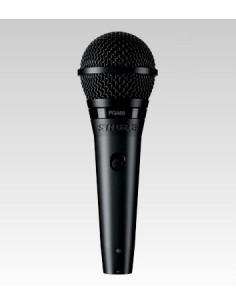 Shure PGA58-XLR Black Stage/performance microphone Shure PGA58-XLR-E - 1
