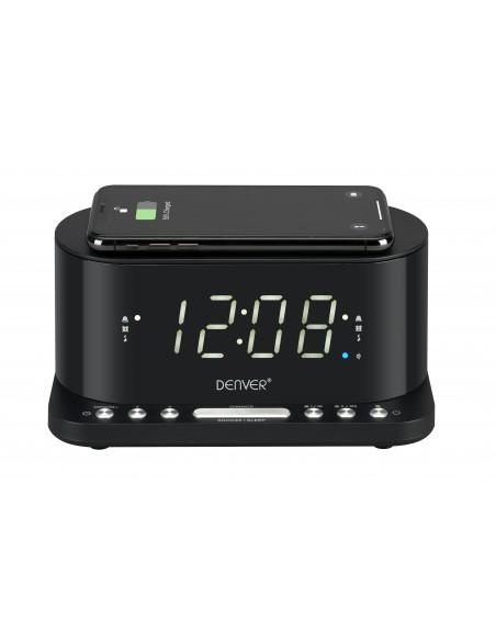 Denver CRQ-110 Clock Digital Black Denver 1111313000010 - 1