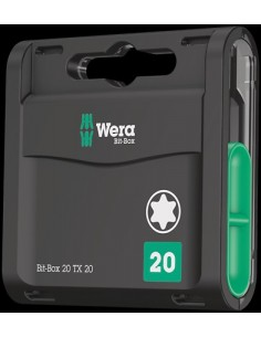 Wera Bit-box 20 Tx Wera 05057770001 - 1