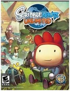 Warner Bros Scribblenauts Unlimited Perus Englanti PC Warner 862423 - 1