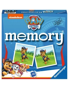 Ravensburger memory Paw Patrol Spel där man matchar kort Ravensburger 20743 5 - 1