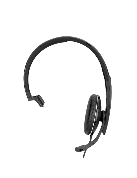 EPOS   Sennheiser ADAPT SC 135 USB Kuulokkeet Pääpanta 3.5 mm liitin A-tyyppi Musta Sennheiser 508316 - 2