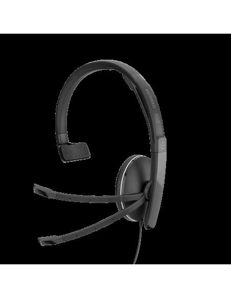 EPOS | Sennheiser ADAPT 135 USB-C Kuulokkeet Pääpanta 3.5 mm liitin USB Type-C Musta Sennheiser 508355 - 5