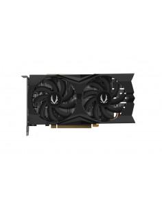 Zotac ZT-T16600K-10M näytönohjain NVIDIA GeForce GTX 1660 6 GB GDDR5 Zotac ZT-T16600K-10M - 1