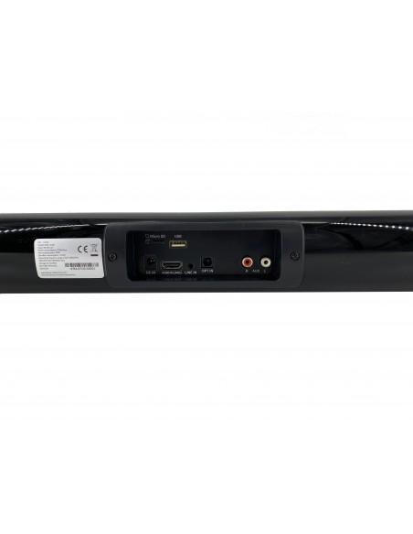 Denver DSS-7020 soundbar speaker Black 70 W Denver 111151300050 - 4