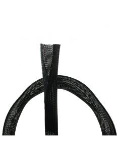 LogiLink KAB0006 kaapelisuojus Musta Logitech KAB0006 - 1