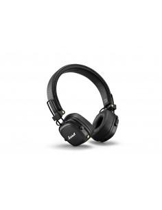 Marshall Major III Bluetooth Kuulokkeet Pääpanta 3.5 mm liitin Micro-USB Musta Marshall 5008902 - 1