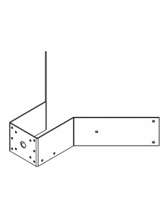Bosch MIC-CMB-WD monteringskit Bosch MIC-CMB-WD - 1