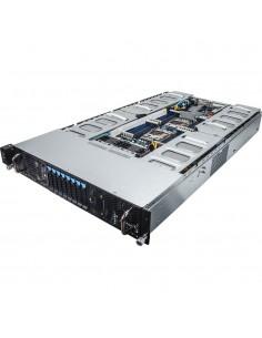 Gigabyte G250-S88 Intel® C612 LGA 2011-v3 Teline ( 2U ) Gigabyte 6NG250S88MR-00 - 1