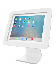 Compulocks iPad Enclosure Kiosk ställ och skyddsskal för surfplattor Vit Maclocks AIO-W - 1