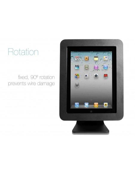 Compulocks iPad Enclosure Kiosk tabletin turvakotelo Valkoinen Maclocks AIO-W - 2