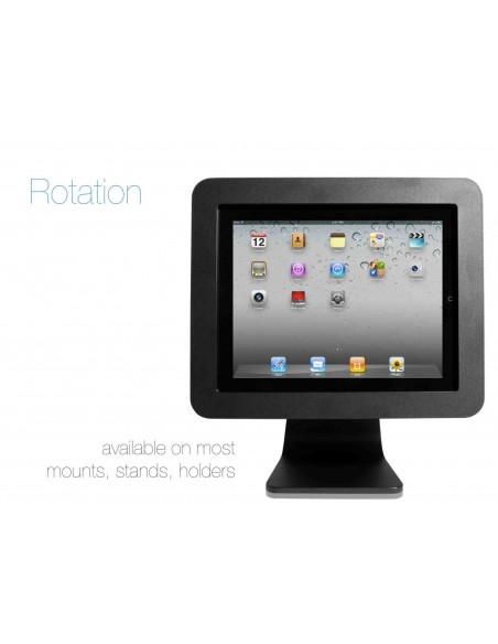 Compulocks iPad Enclosure Kiosk tabletin turvakotelo Valkoinen Maclocks AIO-W - 3