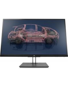 """HP Z27n G2 68.6 cm (27"""") 2560 x 1440 pixels Quad HD LED Silver Hp 1JS10A4#ABB - 1"""