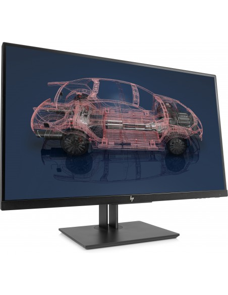 "HP Z27n G2 68.6 cm (27"") 2560 x 1440 pikseliä Quad HD LED Hopea Hp 1JS10A4#ABB - 2"