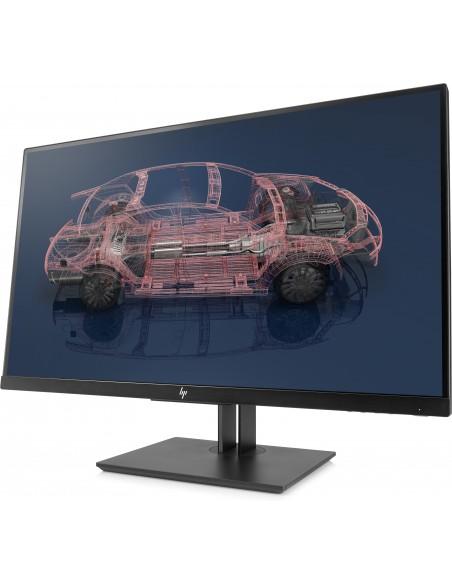 "HP Z27n G2 68.6 cm (27"") 2560 x 1440 pikseliä Quad HD LED Hopea Hp 1JS10A4#ABB - 3"