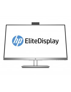 """HP EliteDisplay E243d 60.5 cm (23.8"""") 1920 x 1080 pixlar Full HD LED Grå, Silver Hp 1TJ76AA#ABB - 1"""