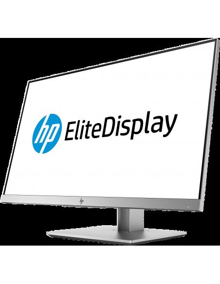 "HP EliteDisplay E243d 60.5 cm (23.8"") 1920 x 1080 pikseliä Full HD LED Harmaa, Hopea Hp 1TJ76AA#ABB - 3"