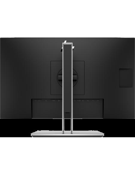 "HP EliteDisplay E243d 60.5 cm (23.8"") 1920 x 1080 pikseliä Full HD LED Harmaa, Hopea Hp 1TJ76AA#ABB - 4"
