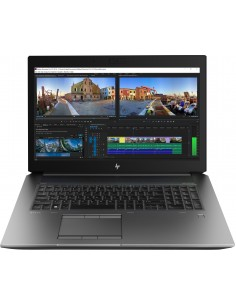 "HP ZBook 17 G5 Mobiilityöasema Hopea 43.9 cm (17.3"") 1920 x 1080 pikseliä 8. sukupolven Intel® Core™ i7 16 GB DDR4-SDRAM 256 Hp"