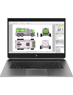 "HP ZBook Studio x360 G5 Mobiilityöasema Hopea 39.6 cm (15.6"") 3840 x 2160 pikseliä Kosketusnäyttö 8. sukupolven Intel® Core™ i7"
