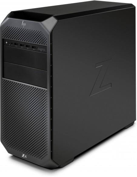 HP Z4 G4 W-2123 Mini Tower Intel® Xeon W 16 GB DDR4-SDRAM 256 SSD Windows 10 Pro Arbetsstation Svart Hp 3MB70EA#UUW - 2