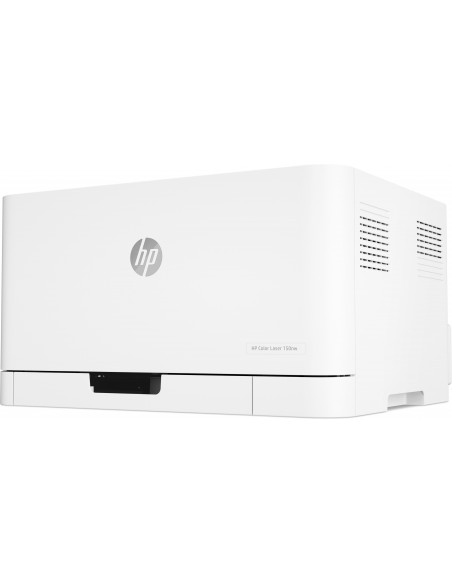 HP Color Laser 150nw Färg 600 x DPI A4 Wi-Fi Hp 4ZB95A - 5