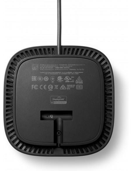HP Universal Dock G2 Wired USB 3.2 Gen 1 (3.1 1) Type-C Black Hp 5TW13AA#ABU - 5
