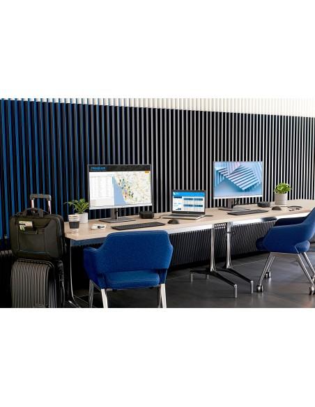HP Universal Dock G2 Wired USB 3.2 Gen 1 (3.1 1) Type-C Black Hp 5TW13AA#ABU - 12