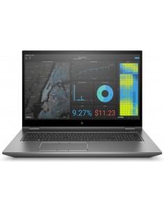 "HP ZBook Fury 17 G7 Mobile workstation 43.9 cm (17.3"") 1920 x 1080 pixels 10th gen Intel® Core™ i7 32 GB DDR4-SDRAM 512 SSD Hp 1"