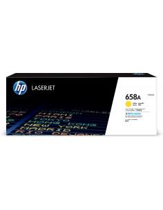HP 658A 1 pc(s) Original Yellow Hp W2002A - 1