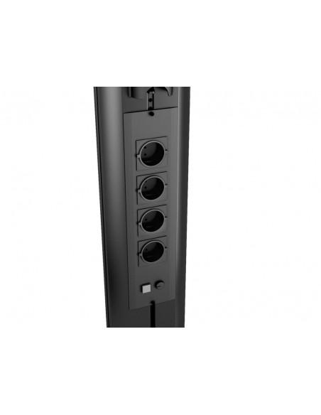 """Multibrackets 6269 kyltin näyttökiinnike 160 cm (63"""") Musta Multibrackets 7350022736269 - 30"""