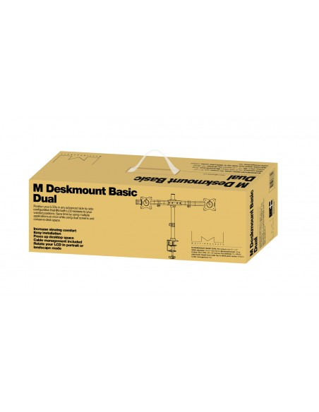 Multibrackets M Deskmount Basic Dual Multibrackets 7350073733309 - 18