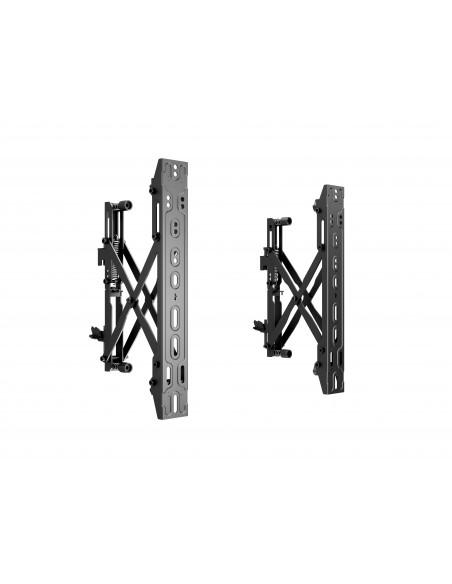 """Multibrackets 4726 kyltin näyttökiinnike 165.1 cm (65"""") Musta Multibrackets 7350073734726 - 1"""