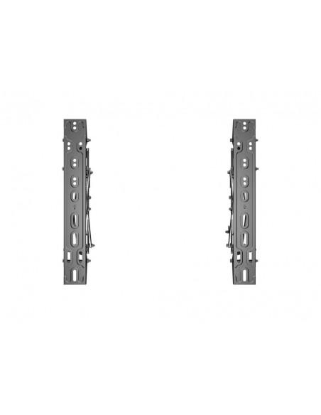 """Multibrackets 4726 kyltin näyttökiinnike 165.1 cm (65"""") Musta Multibrackets 7350073734726 - 2"""