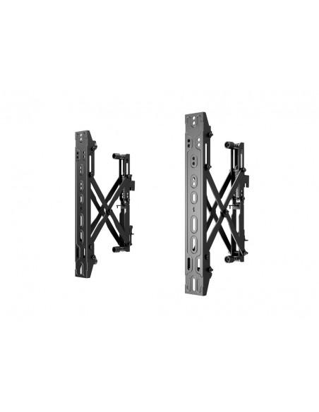 """Multibrackets 4726 kyltin näyttökiinnike 165.1 cm (65"""") Musta Multibrackets 7350073734726 - 3"""