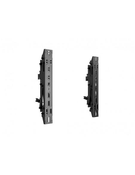 """Multibrackets 4726 fäste för skyltningsskärm 165.1 cm (65"""") Svart Multibrackets 7350073734726 - 7"""
