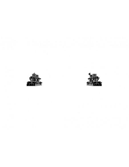 """Multibrackets 4726 fäste för skyltningsskärm 165.1 cm (65"""") Svart Multibrackets 7350073734726 - 12"""
