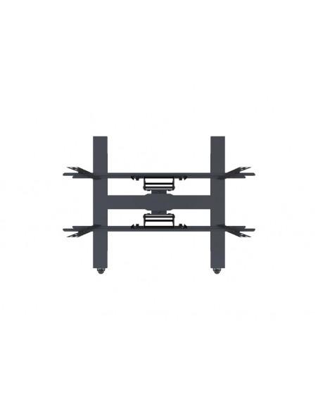 """Multibrackets 5983 kyltin näyttökiinnike 2.03 m (80"""") Musta Multibrackets 7350073735983 - 6"""