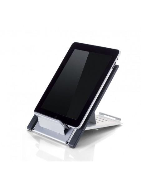 """Newstar NSLS100 Ställ för bärbara datorer 55.9 cm (22"""") Silver Newstar NSLS100 - 5"""