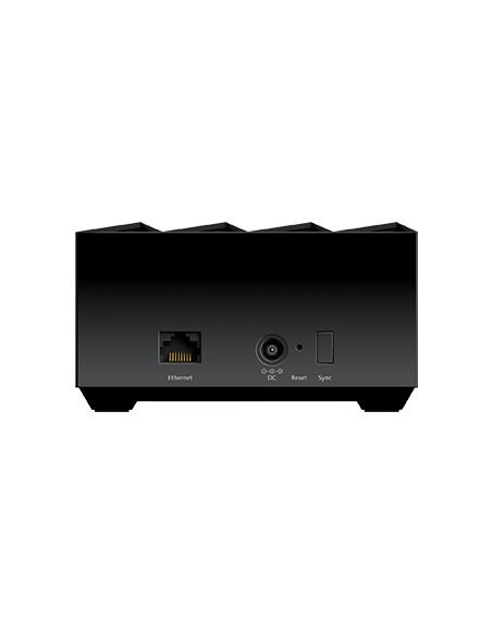 Netgear MK62-100PES verkkolaajennin Verkkolähetin ja -vastaanotin Musta 10. 100. 1000 Mbit/s Netgear MK62-100PES - 5